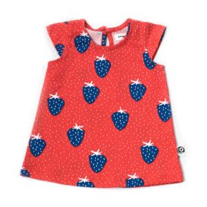 Onnolulu jurk Kika Strawberry
