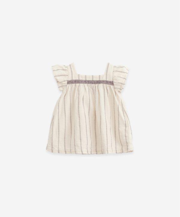 Play Up gestreepte jurk
